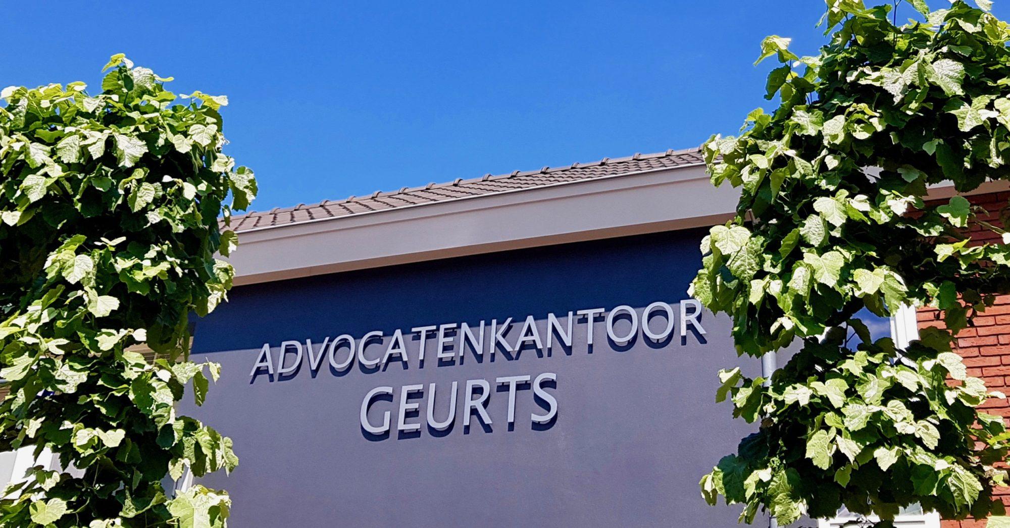 Advocatenkantoor Geurts